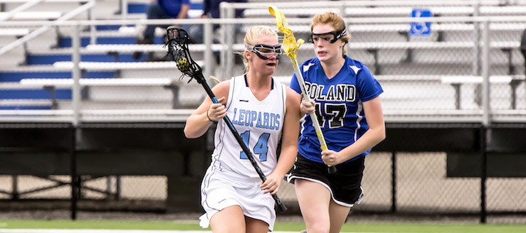 Lindsey Pugh 2016 Lacrosse Highlights Louisville Leopards