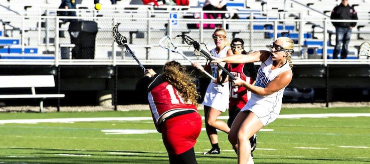 Liz Pugh Louisville Leopards Girls Lacrosse Vs. Canfield Cardinals