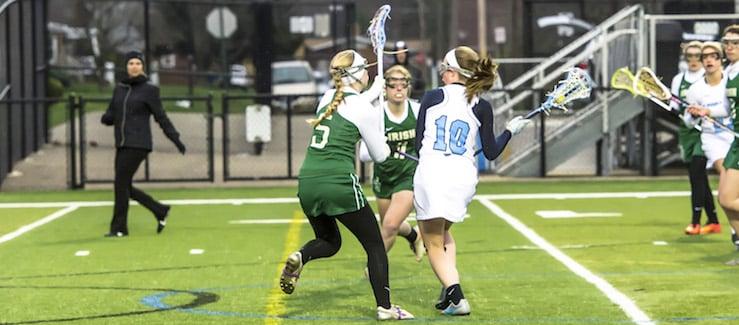 Emily Shea 2016 Lacrosse Highlights