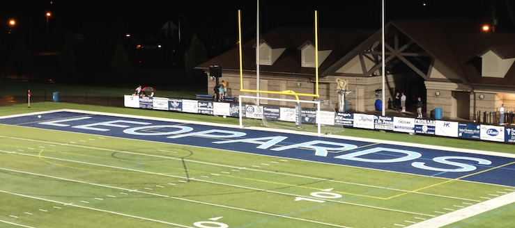 Louisville Leopards Stadium South End