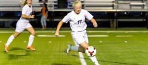 Megan Hampe Soccer Highlights 2016 - Louisville Leopards