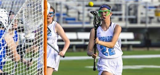 Marissa Vick Louisville Leopards Vs. Lake Blue Streaks Girls Lacrosse
