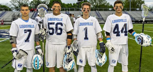 Louisville Leopards Boys Lacrosse Seniors 2017