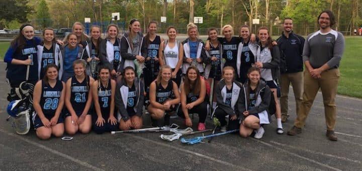 Louisville Leopards Girls Lacrosse Undefeated 2017 Season