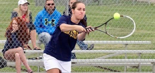 Lexi Collins Louisville Leopards Girls Tennis 2017
