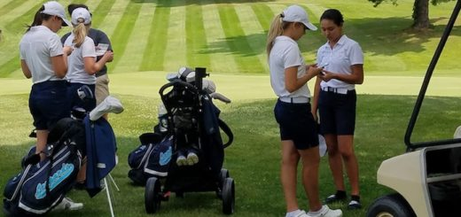 Louisville Leopards Girls Golf 2017 At Spring Hill