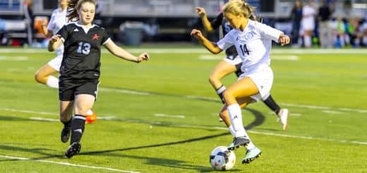Destini Adorisio Louisville Leopards Girls Soccer Vs. Alliance Aviators