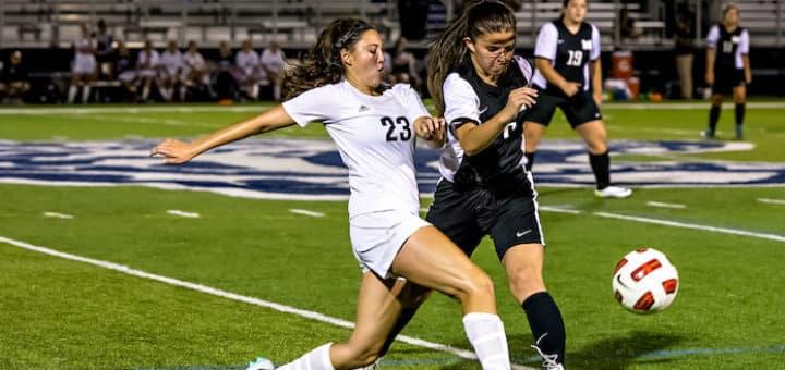 Hannah Baughman Louisville Leopards Vs. Massillon Tigers Girls Soccer 2016