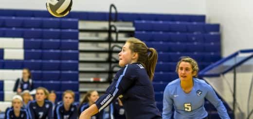 Katelyn Baskerville Louisville Leopards Volleyball 2017