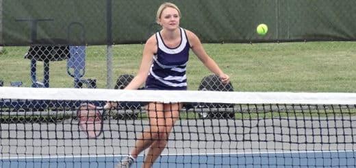 Mackenzie Murphy Louisville Leopards Girls Tennis 2017