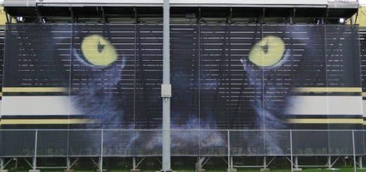 Perry Panthers Stadium Wrap
