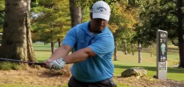 Sam Casto Louisville Leopards Boys Golf 2017 Vs. Marlington Dukes