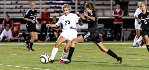 Evangelia Meckel Louisville Leopards Vs. Salem Quakers Girls Soccer 2016