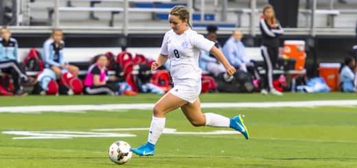 Megan Chatelain Soccer Highlights 2017