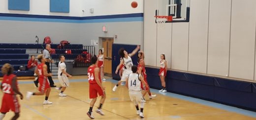 Michael Ball Louisville Leopards Freshman Basketball Vs. Minerva Lions 2017