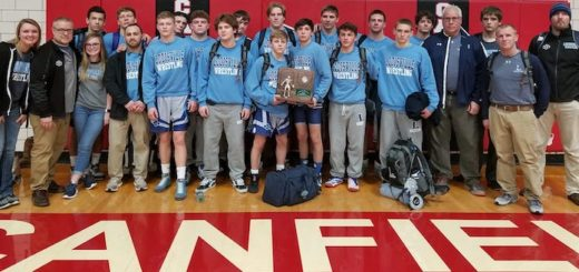 Louisville Leopards Wrestling 2018 Regional Runner-Ups