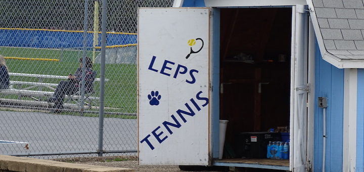 Louisville Leopards Tennis Barn - Leps Tennis
