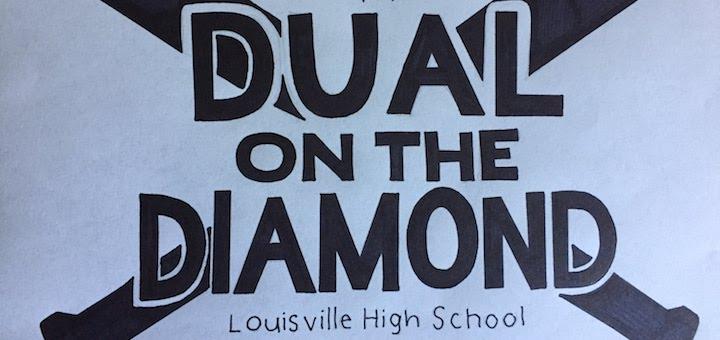 Dual on the Diamond Banner Logo
