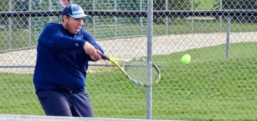 Josh White Louisville Leopards Boys Tennis 2018