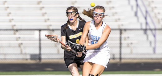 Mandy Wesely Louisville Leopards Girls Lacrosse Vs. Beachwood Bison Tournament 2018