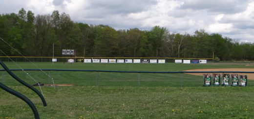 West Branch Warriors Baseball Stadium
