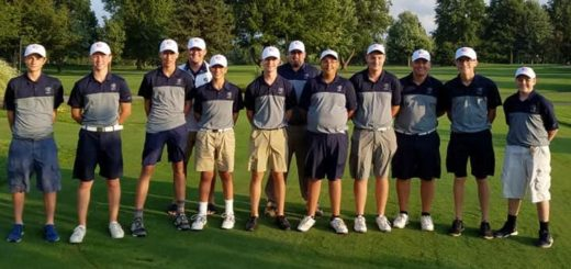 Louisville Leopards Boys Golf at West Branch Flying B 2018