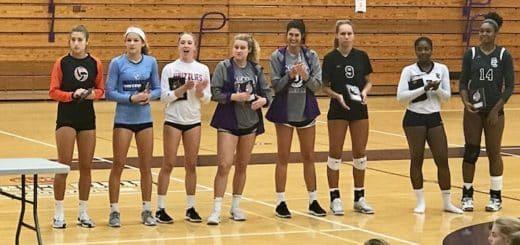 Jackson Invitational Volleyball All-Tournament Team 2018