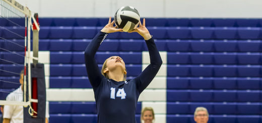 Katelyn Monnot Louisville Leopards Volleyball 2017