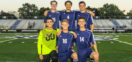 Louisville Leopards Boys Soccer Seniors 2018