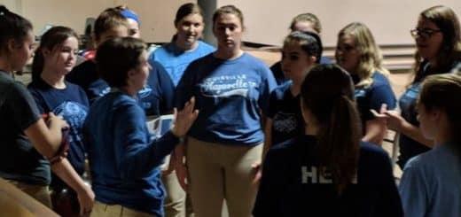 Louisville Leopards Girls Bowling Team 2018
