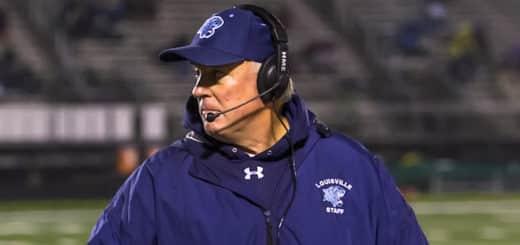 Louisville Leopards Football Head Coach John Demarco