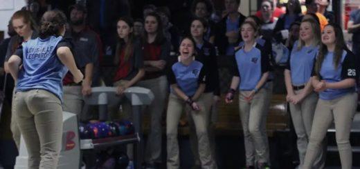 Louisville Leopards Girls Bowling 2019 Vs. Minerva Lions