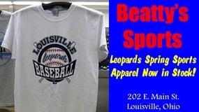 Beatty's Sports Baseballl Shirt 2013