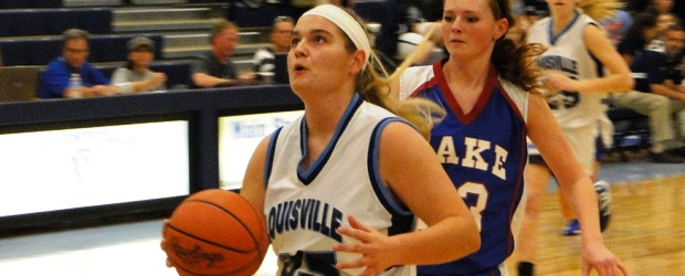 Rachel Zeller 2012-13 Basketball Highlights - Louisville Leopards