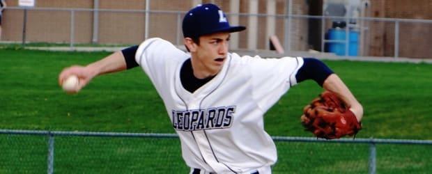 Riley Groves Louisville Leopards Baseball