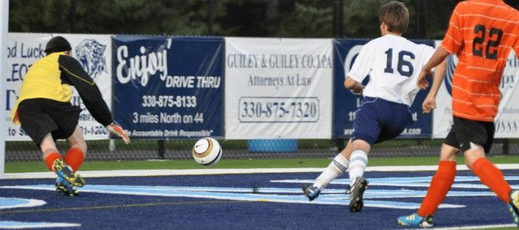 Harrison Raub Soccer Highlights