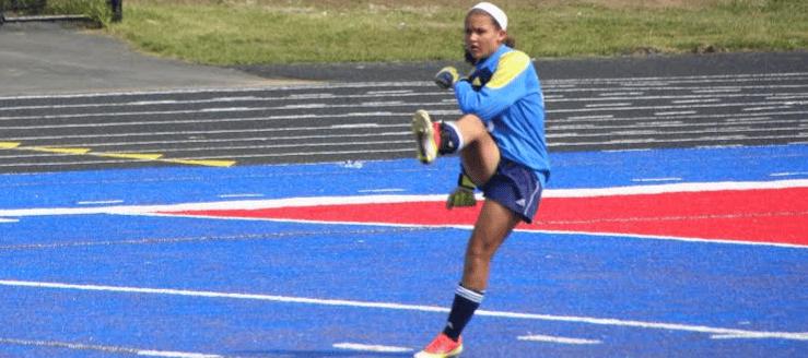 Celia Keefe 2013 Soccer Highlights