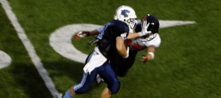Walter Schrock 2013 Football HIghlights - Louisville Leopards