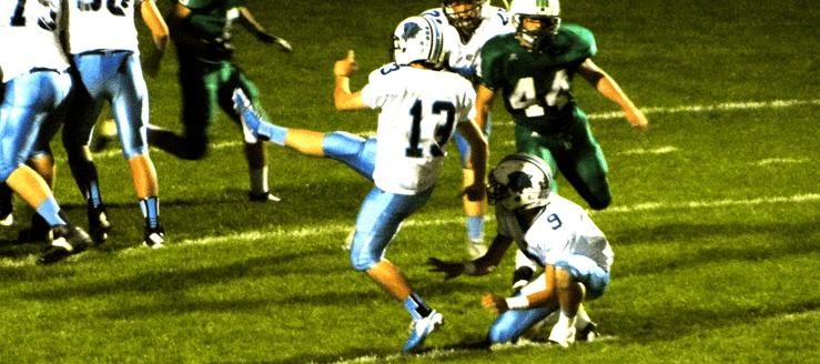 Jordan Hughes 2013 Football Highlights Louisville Leopards