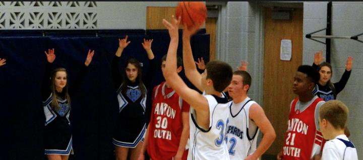 Carson Davis Louisville Leopards Freshman Basketball