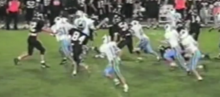Louisville Leopards Vs. Marlington Dukes 1993 Football