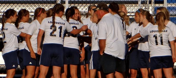 Louisville Lady Leopards Girls Soccer 2013