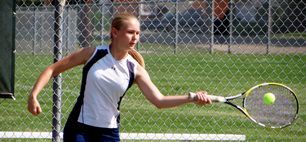 Lindsay Brindack Louisville Lady Leopards Tennis