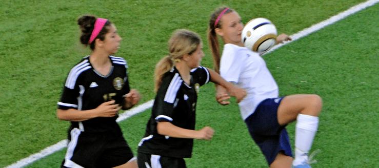 Sarah Jaroszyk Louisville Lady Leopards Girls Soccer