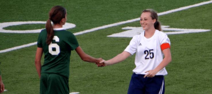 Devin Kring Louisville Leopards Vs. West Branch Warriors Girls Soccer