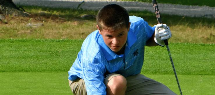 Mac Hanson Louisville Leopards Boys Golf NBC Tournament