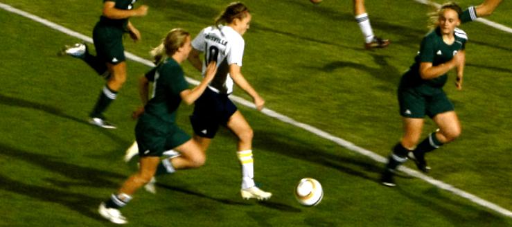 Rachel Baughman Louisville Lady Leopards Soccer