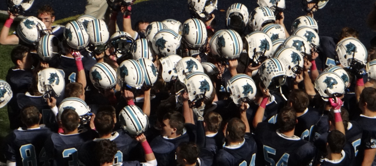 Louisville Leopards Football 2013 Victory