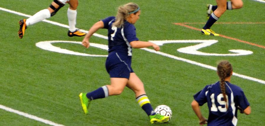 Lizz Stefanik Louisville Lady Leopards Soccer