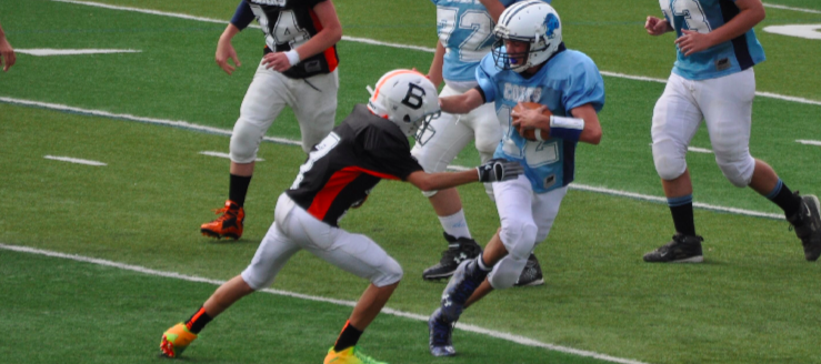 Bears Colts Louisville Little Leopards Football 2015
